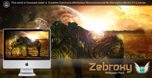 Zebroxy Wallpaper Pack by 878952