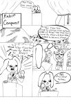 Rabit Conquest pg. 1 by Tauberpa