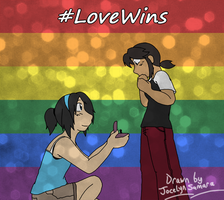 #LoveWins by JocelynSamara