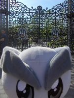 Fellah at the Public Gardens by Eseopia