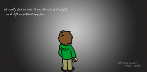 Without Fear - Edd Gould Tribute by CloverintheField