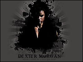 Dexter Morgan by LilSaintJA