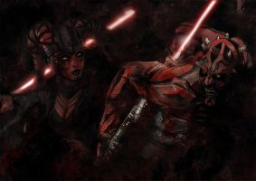 sith killer instinct by CrimsonBrainstorm