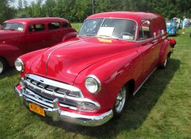 (1952) Chevrolet Sedan Delivery by auroraTerra