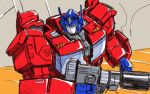 IDW Prime doodle by beamer