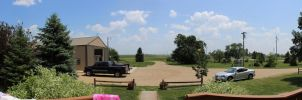 A View From The Porch by Devan465