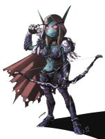 Sylvanas by DarkTod