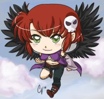 chibi commission 2 for 0chidori0 by camlost