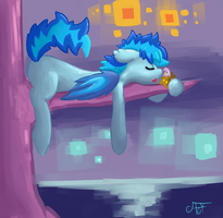 Napz (Request) by Flax-n-Floy