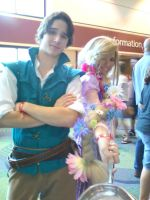 MegaCon 11: Tangled by will-oh-wisp