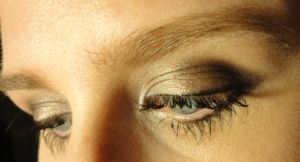 Eye Study: Down and Right by PeacefulSeraph