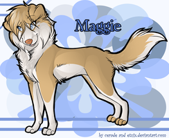 Collab with Cerade: Maggie by etuix