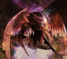 Epic Dragon by phation