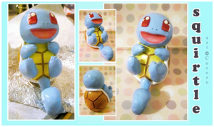 PKMN 007 Squirtle by Cocoru
