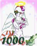 1000 Hits by Coumarin-san by The-Frieza-Fanclub