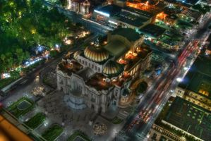 Bellas Artes H by elgatofineas