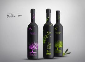 Olive Tree (Concept) by Kaggra