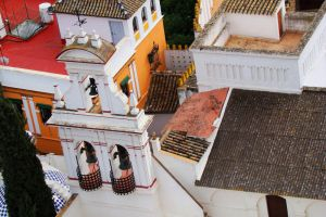 Rooftops of Sevilla by westface2