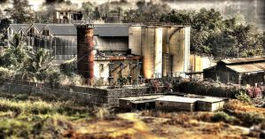 Factory HDR by mastashish
