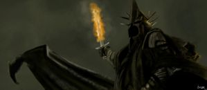 Witch King by OmaruIndustries