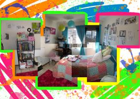 My room by Ch4rm3d