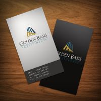 Golden Basis Logo Design by JoeVale
