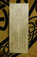 Celtic trees knotwork by Woltus