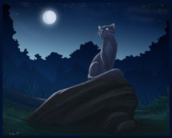 Bluestar by tigon