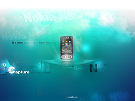 Nokia N95-8GB by uaeboy929