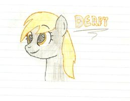 Derpy Hooves by LBFable