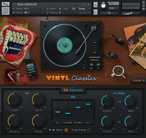 Vinyl Classics for Kontakt. by vStyler