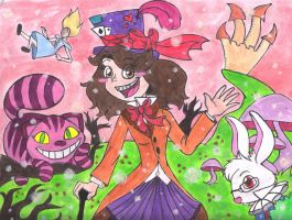 I Am As Mad As A Hatter by Gilzean