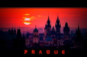 Prague by scifilicious