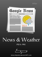 Android: News and Weather by bharathp666