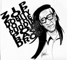 Skrillby - Cosby and Skrillex by RyanMcMurry