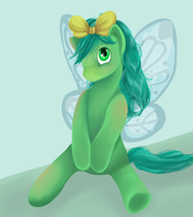 Pegasus Pony by moothequackingcow