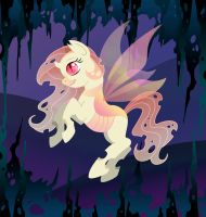 Misty's Changeling Form by Wazaga