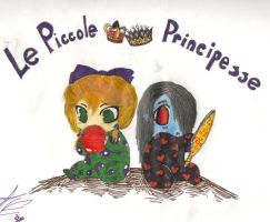 The Little Princesses by geisha2lover