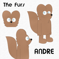 The Furs: Andre Reference by TheWTFage