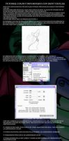 Tutorial color SAI espanish by selene713