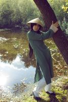APH: Vietnam_cosplay by Hitooomi