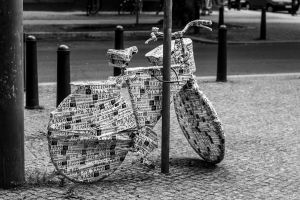 Advertisement on bike by StonyStoneIsStoned2