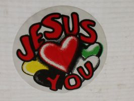 Jesus loves YOU by smilejustbcuz