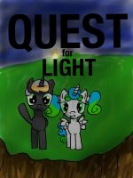 Quest for light cover by Deep-Fried-Love