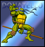 DONATELLO VEXEL by PhazeN1