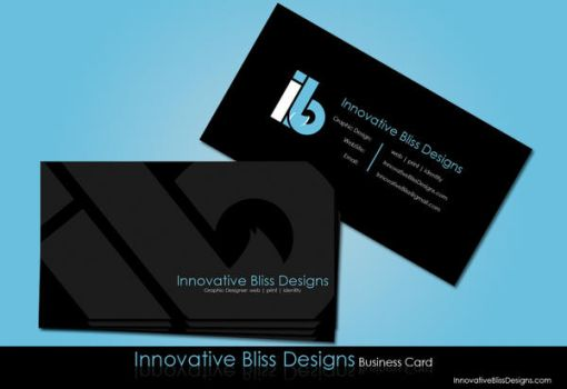 IB Business Card by innovativebliss