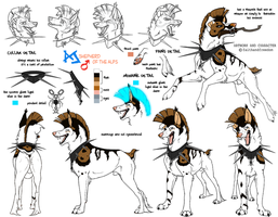 AJ Detailed Character Sheet by faithandfreedom