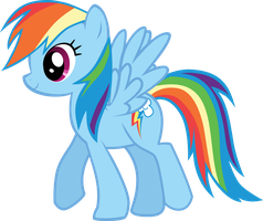 Rainbow Dash [Improved] by Doctor-Derpy
