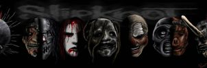 Slipknot by ravenofsorrows