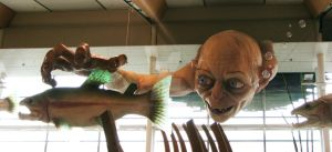 [TH] Gollum at Welly Airport I by noei1984